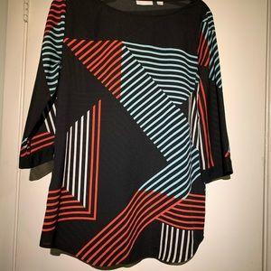 New York & Company Retro Shift Dress